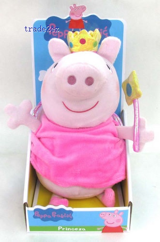 PEPPA PIG PLUSH SOFT TOY WITH SOUND