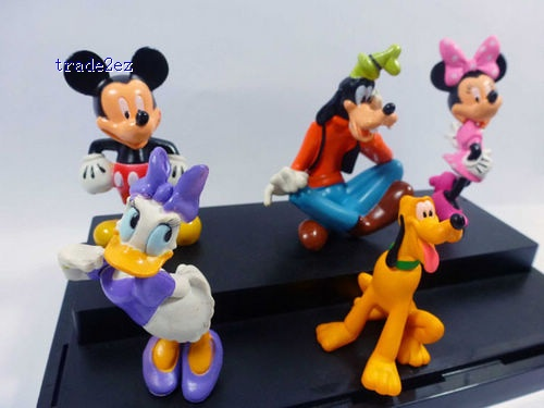 Mickey Mouse Clubhouse Figure Set 6 Pcs
