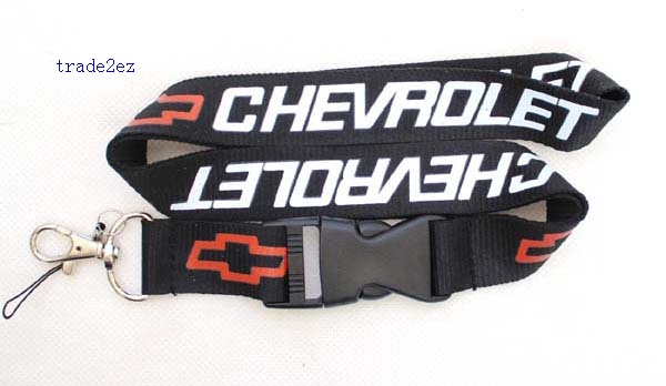 Chevrolet Lanyard ID card Phone Strap