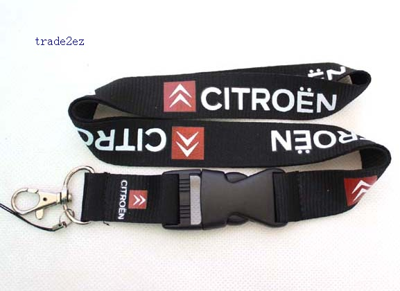 citroen Lanyard ID card Phone Strap