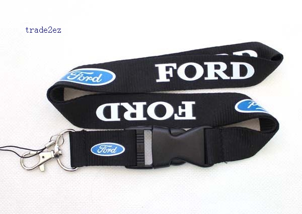 Ford Motor Company Lanyard ID card Phone Strap