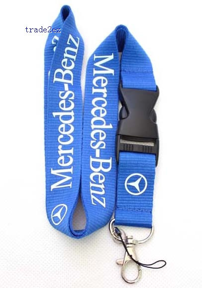Mercedes-Benz Lanyard ID card Phone Strap B Lanyard ID card Phone Strap