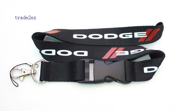Dodge Lanyard ID card Phone Strap