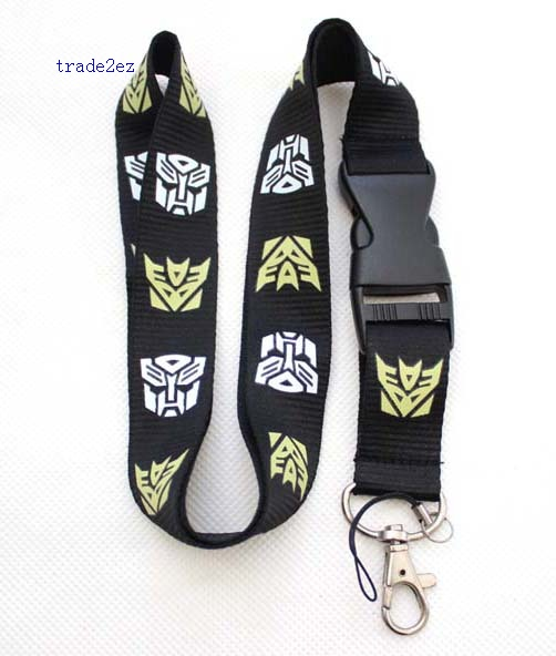 Transformers Lanyard ID card Phone Strap b