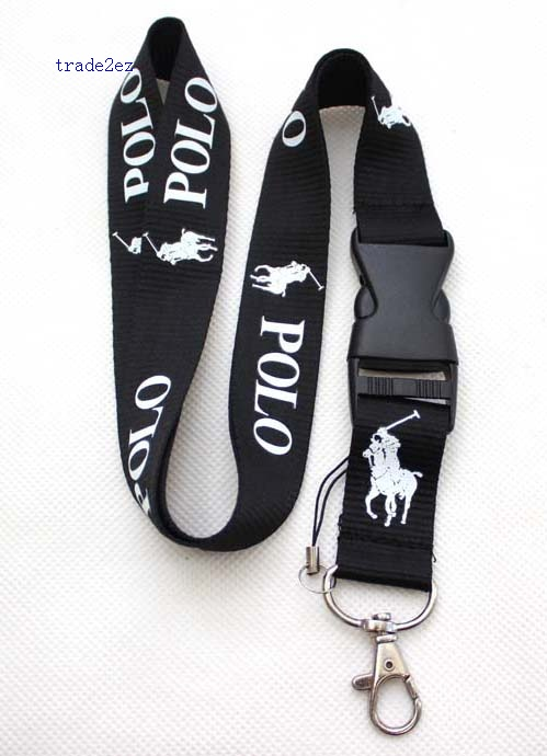 Polo Lanyard ID card Phone Strap C