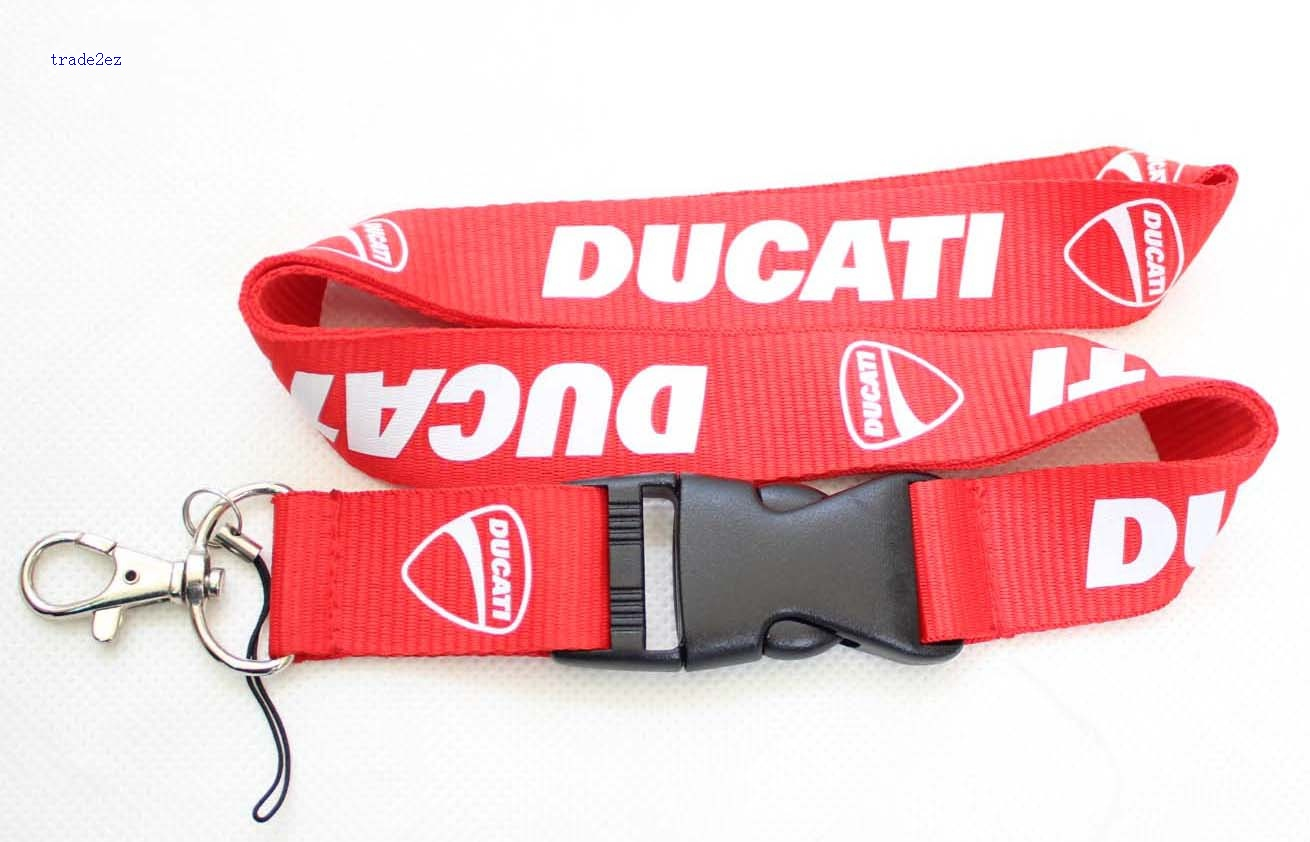 Ducati Motor Holding S.p.A. Lanyard ID card Phone Strap