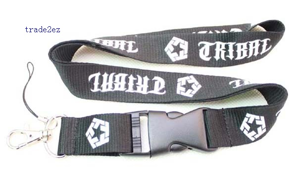 tribal Lanyard ID card Phone Strap