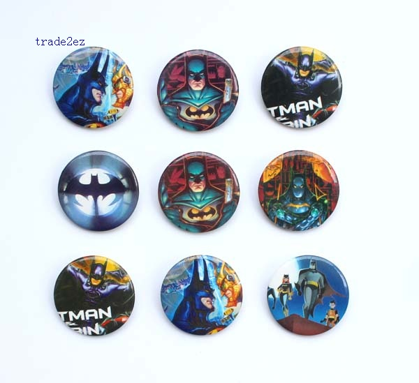batman3cm badge