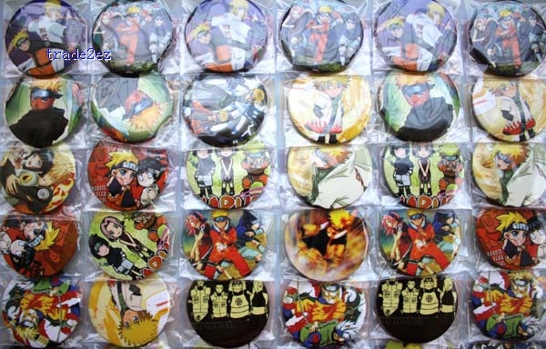 ONE PIECE  4.5cm badge