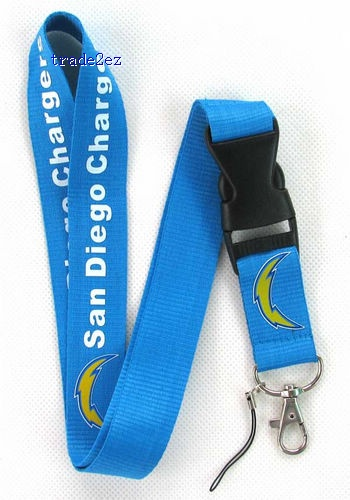 san diego charger mobile Phone lanyard Key chain
