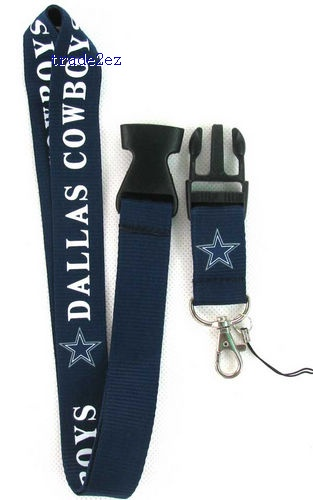Dallas Cowboys  mobile Phone lanyard Keychain straps