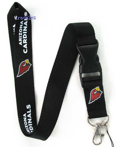 Arizona Cardinals Neck Lanyard for MP3/4 cell phone