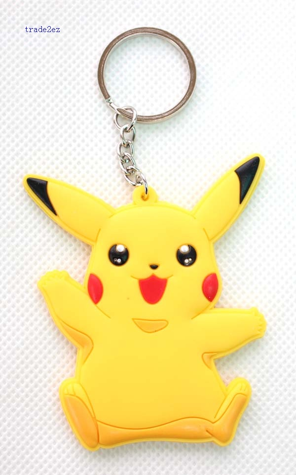 Pikachu key chain