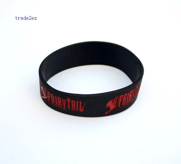 FAIRY TAIL silicone bracelet