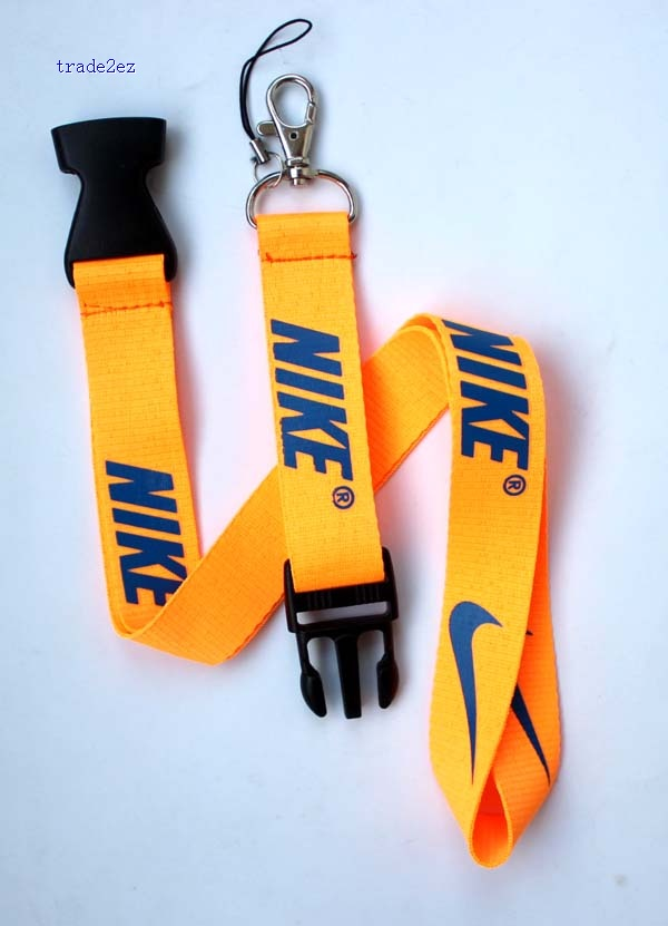 Nike lanyard Orange Blue