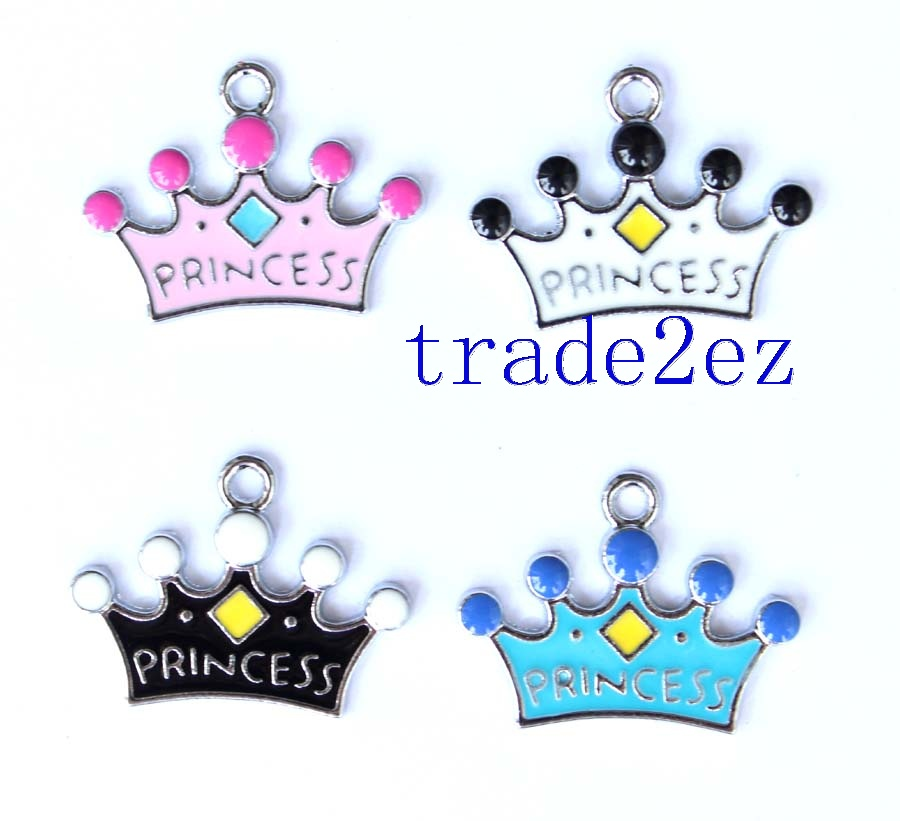 Crown Princess Pendant