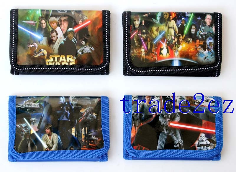 Star Wars Trifold Wallet