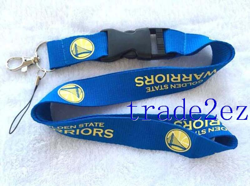 NBA Golden State Warriors Lanyard/Strap with buckle