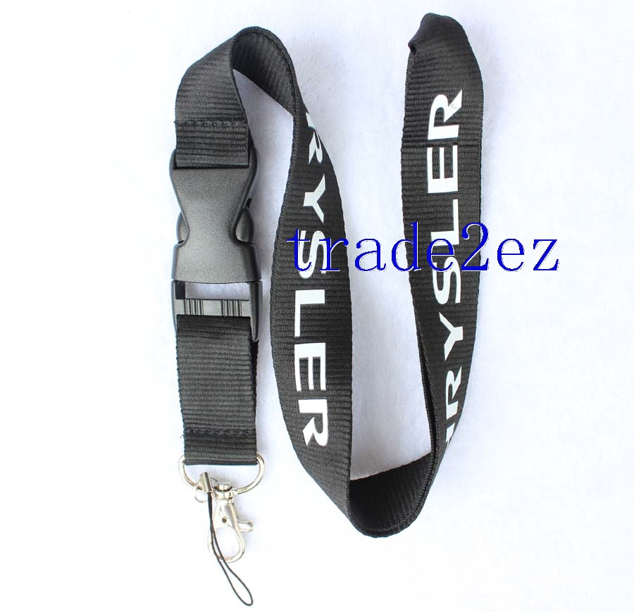 Chrysler Car Lanyard/Strap with buckle