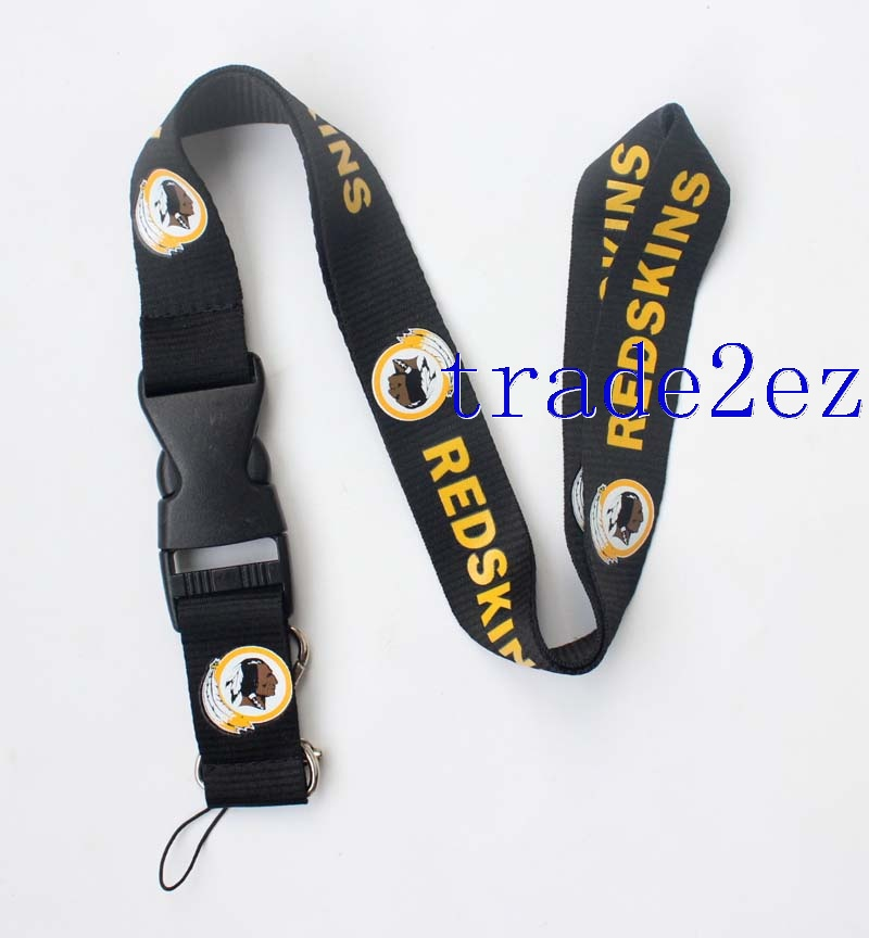 NFL Team Washington Redskins Lanyard