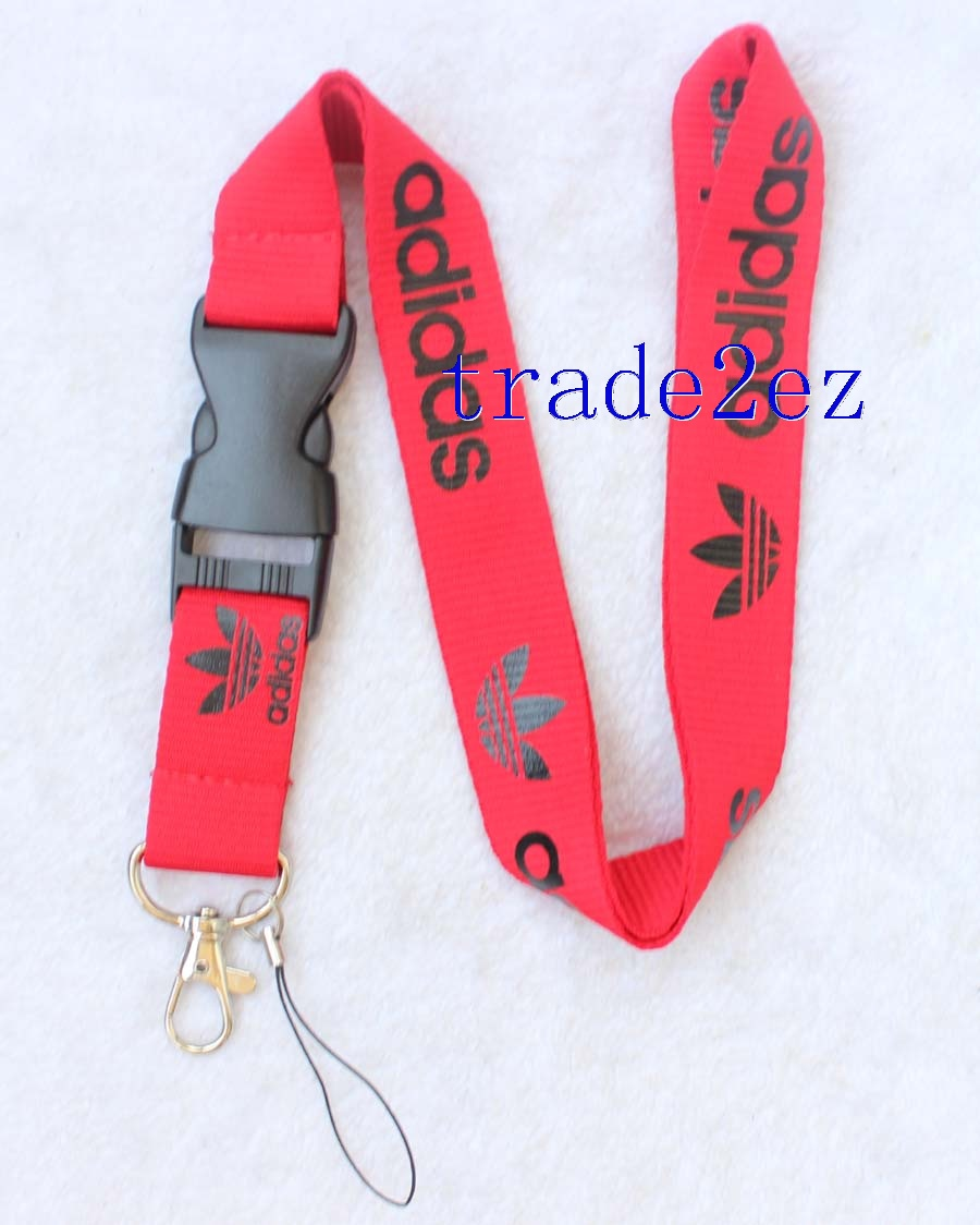 : Adidas Lanyard Red/black