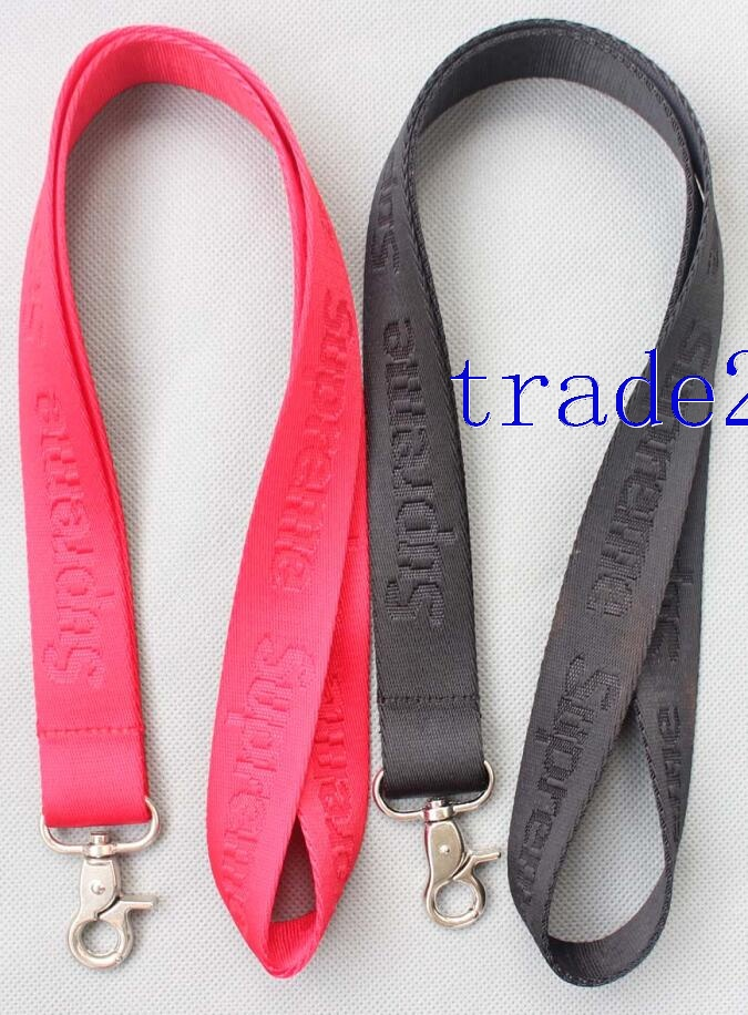 Supreme Embossed Lanyard