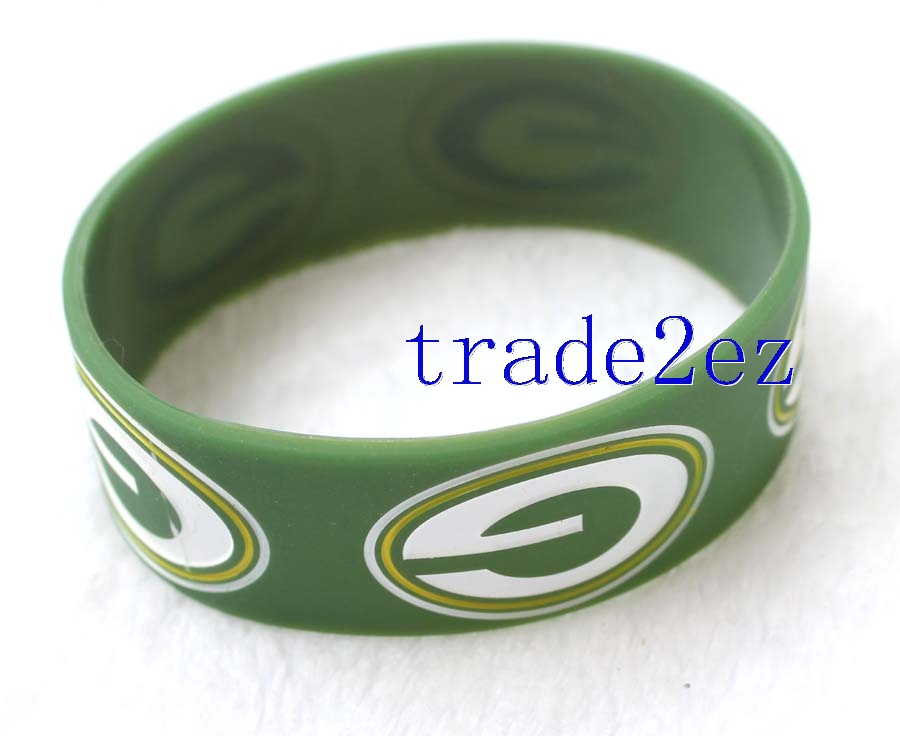 Green Bay Packers NFL Bracelet