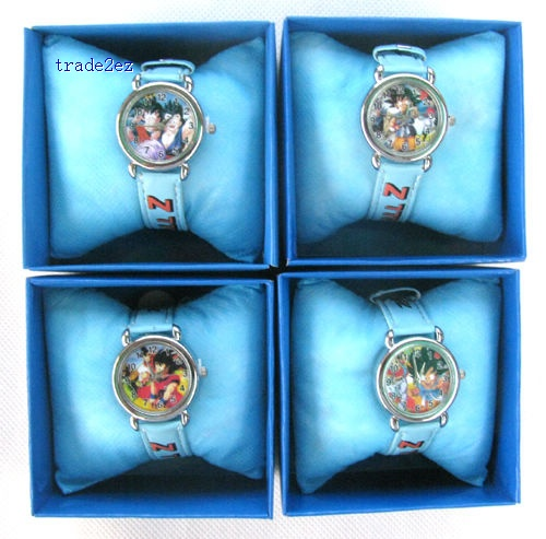 DRAGONBALL Cartoon Children Watches Wrist Watches