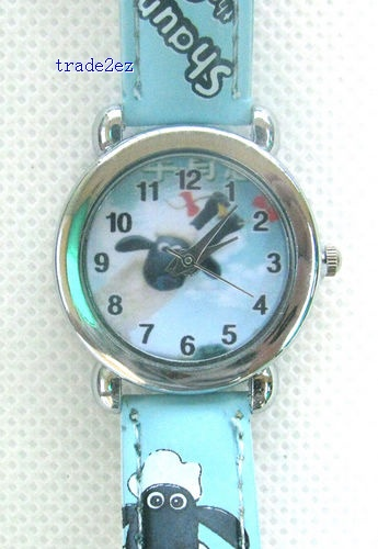 Shaun The Sheep Wristwatches Watch Free boxes