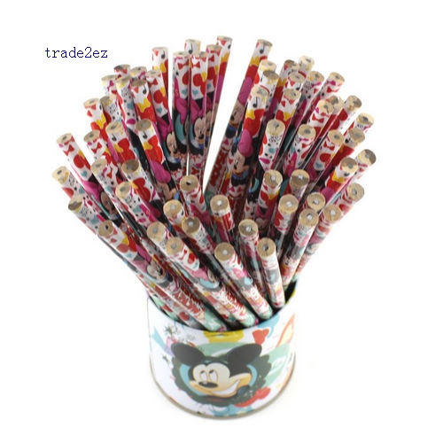 Mickey Mouse Cartoon Stationery Best Quality Pencils