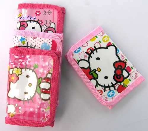 Hello Kitty Coin Purse cartoon wallets purses