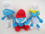 The Smurfs Stuffed Plush Toy Doll 28cm 11inch