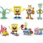 SpongeBob SquarePants & His Friends Figures