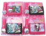 Monster High Watches wristwatches + Purses Wallets