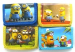 Despicable Me bags Wallet Handbag Purses 1 zip