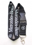 Mercedes-Benz Lanyard ID card Phone Strap