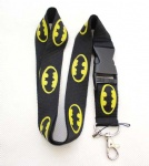 Batman Lanyard ID card Phone Strap