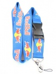 Red Bull Lanyard ID card Phone Strap B
