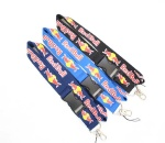 Red Bull Lanyard ID card Phone Strap D