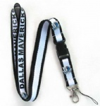 DALLAS MAVERICKS Neck mobile Phone lanyard Keychain straps