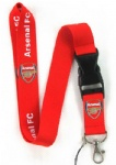 Arsenal Neck mobile Phone lanyard Keychain straps