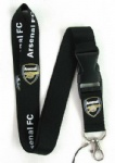 Arsenal neck Lanyard Cell Phone PDA Key ID long strap