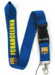 FCBarcelona Phone Lanyard Key ID Neck Strap