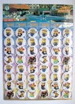 Despicable Me Minions  4.5cm badge