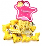 yellow pony ring