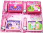 peppa pig wallet and watch set
