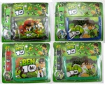 ben 10 wallet and watch set