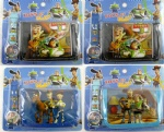toy story wallet and watch set