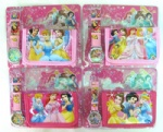 princess  wallet and watch set new