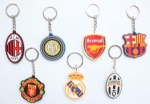 football club keychain